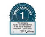 Lowest Credit Risk - Kauniston Sora Oy