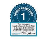 Lowest Credit Risk - Kauniston Sora Oy